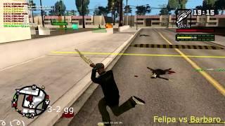 Comunidad Fenix  MTA:SA   Duelos #1