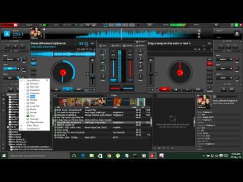 GERUA FROM DILWALE VIRTUAL DJ MIX