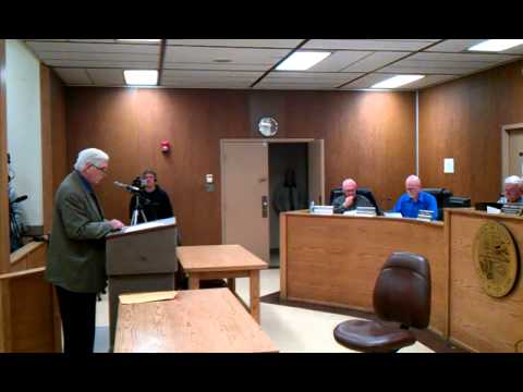 Town of Ulster Board Meeting 11/20/2014 1-2