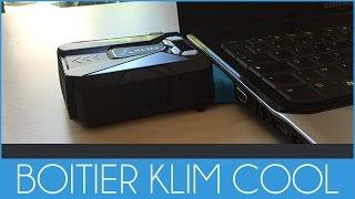 Votre PC portable ne chauffera plus jamais avec ce boitier ;)