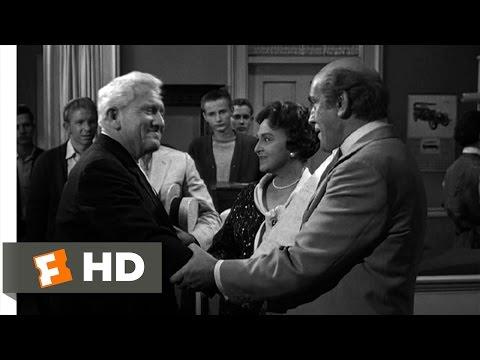 Inherit the Wind (1960) - Drummond Meets Brady Scene (2/12)   Movieclips