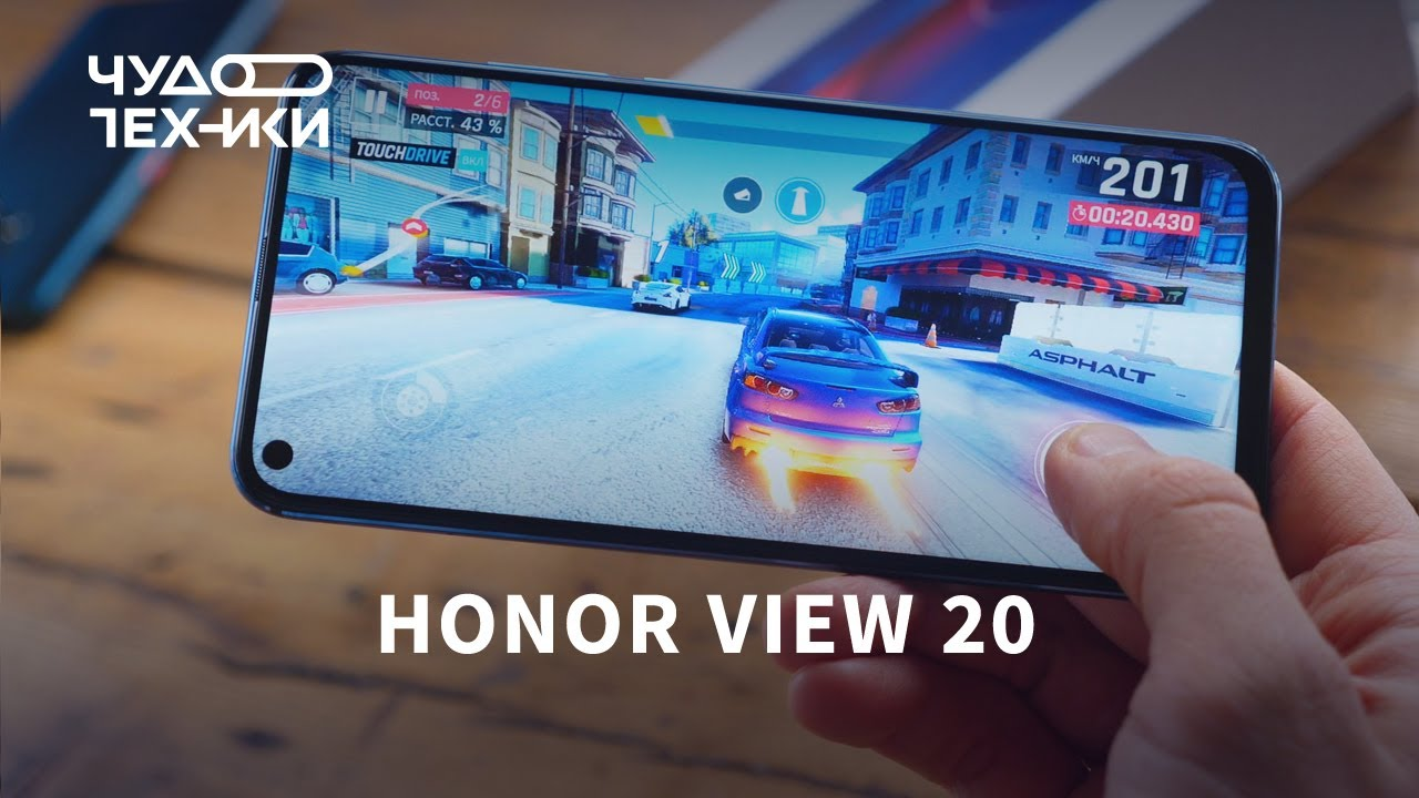 Huawei Honor View 20 - REVIEW