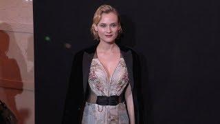 Lady Amelia Windsor, Diane Kruger and more at Giorgio Armani Prive Fashion Show
