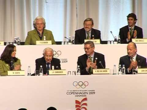 Former IOC chief Juan Antonio Samaranch dead at 89