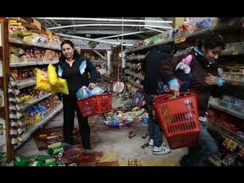 ATTENZIONE !!!  collasso economico mondiale  in arrivo.