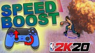 HOW TO DRIBBLE IN NBA 2K20 HAND CAM, SPEEDBOOSTING DRIBBLE GOD, ANKLE BREAKERS!!