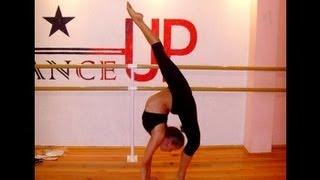 Художественная гимнастика. Элементы акробатики в гимнастике(Получите в ПОДАРОК 8 видеоуроков здесь: http://www.world-gymnastics.ru/shpagat8/ Полный видеокурс