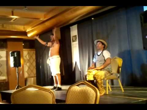 Saturn Palace Resort - Comedy Show - Stan Freberg - Banana Boat