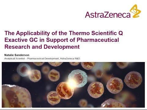 Pharmaceutical Volatile Impurity Identification Webinar With AstraZeneca