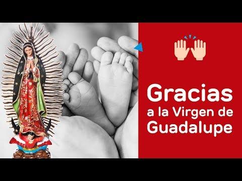 Argelia se estremece con el testimonio de un milagro de la Virgen de Guadalupe