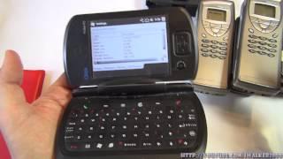 ИТ-музей: обзор лучшего смартфона всех времен HTC Universal (QTEK 9000, i-mate JasJar etc), 2005год