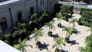 Designing the Vibiana Garden