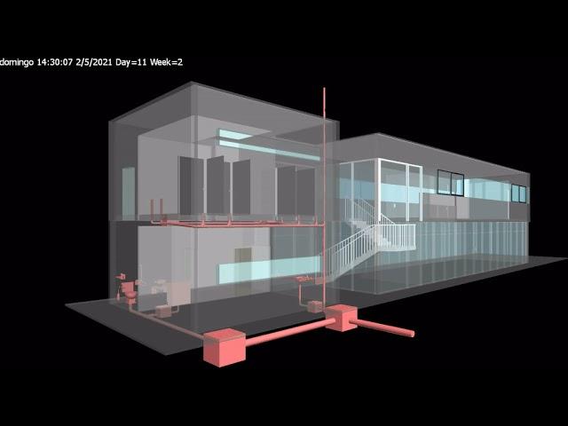 Simulación 4D