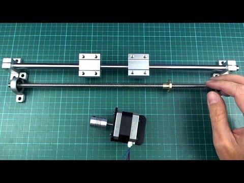 DIY mini CNC machine part 1 (intro)