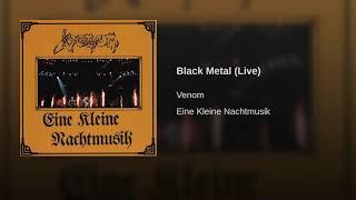 """음악과 인간(""""Black Metal""""의 원조)"""