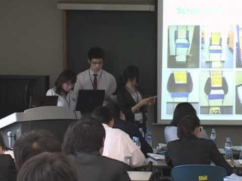 [2010 SIFE Korea NC] Opening Round/League3 - Sejong University