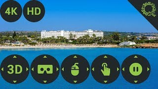 3D Hotel Nissi Beach Resort. Cyprus, Ayia Napa - Project 360Q