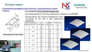 Верификация Femap with NX Nastran в Ростехнадзоре