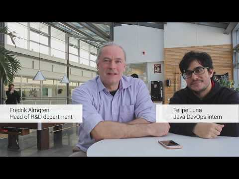 Fredrik Almgren | G+D | AIESEC in Sweden Partner