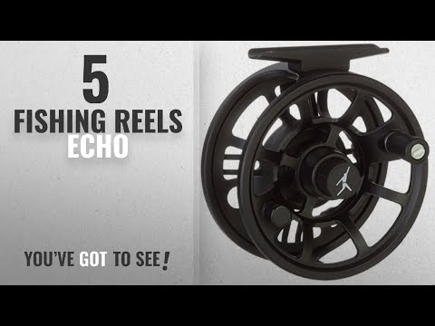 Top 10 Echo Fishing Reels [2018]: Echo Ion Fly Reel Size 7/9 Black