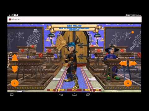 Wizard101 On Android