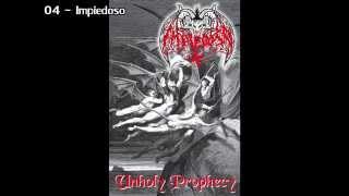 Impiedoso [2004] » Unholy Prophecy - (DEMO)