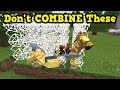 Things You Shouldn't Combine In Minecraft!