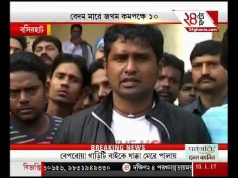 Basirhat: Clashes breaks out between TMC factions; 12 injured