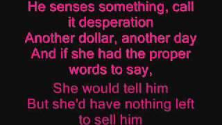 Panic At The Disco The Ballad Of Mona Lisa Lyrics Video