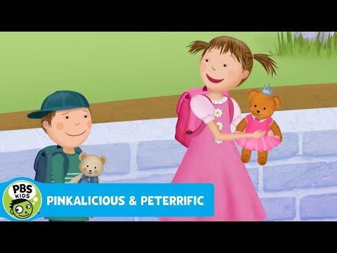 PINKALICIOUS & PETERRIFIC | Monkeying around at the Zoo | PBS KIDS