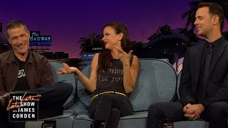 Colin Hanks, Juliette Lewis & Matthew Fox Talk First Albums