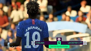 FIFA 20 Chelsea vs Leicester All Goals & Highlights 18/08/2019 HD