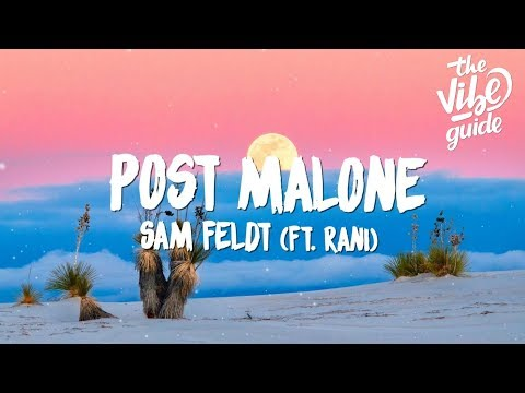 sam-feldt---post-malone-(lyrics)-ft.-rani