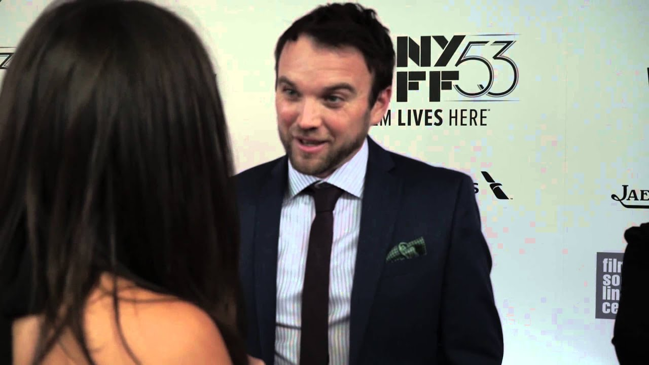 Christopher Browne | 'The Walk' Red Carpet | NYFF53