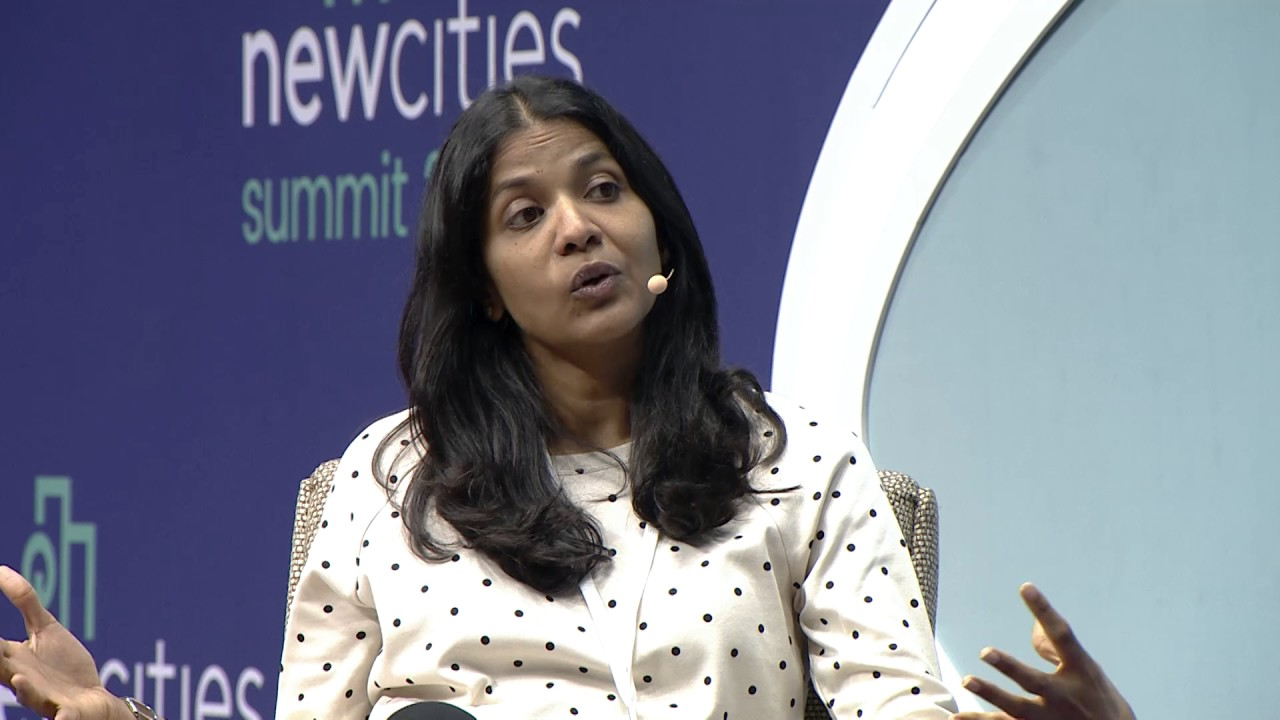NewCities Summit 2017 - Building an Inclusive Urban EcoSystem ...