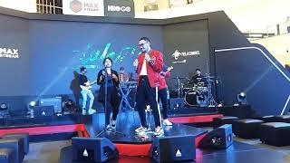 Lalahuta - Penipu (Live Perform)