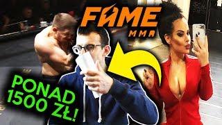 ILE ZAROBIŁEM NA FAME MMA 3Pokazuje kupony !