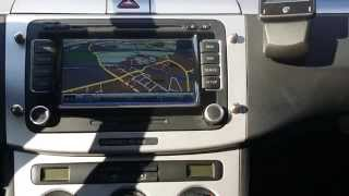 VW Radio RNS 510  Firmware Update  5269,