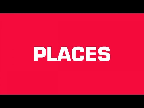 The Blaze - Places (Audio)