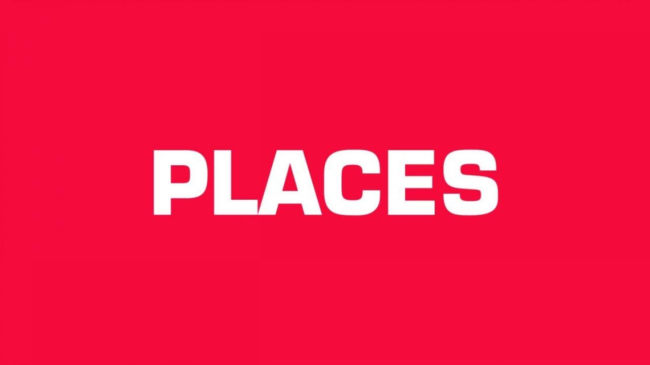 Download The Blaze - Places (Audio)