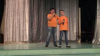 Пончик и Сиропчик