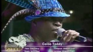 Dushi Band of Aruba Ft Caiso Teddy - Jam Frenzy (Live)