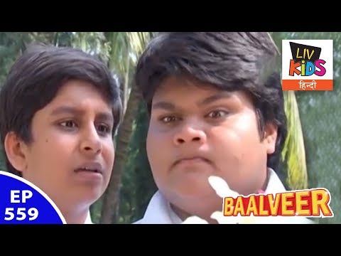 Baal Veer - बालवीर - Episode 559 - Montu's Idea To Trouble Manav And Meher thumbnail