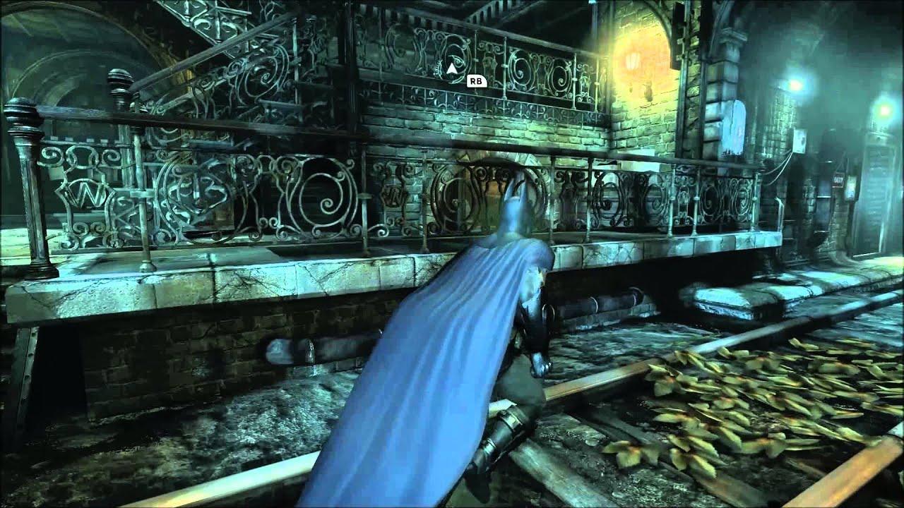 batman arkham city walkthrough part 11 - YouTube