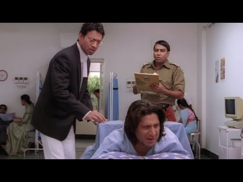 Arshad Warsi, Ayesha Takia & Irfan Khan | Best Comedy Scenes