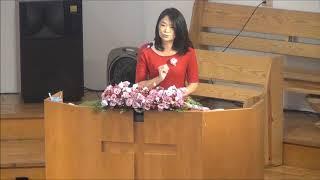 20180513浸信會仁愛堂主日信息_黃胡意師母