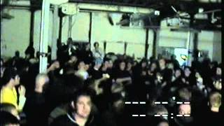 Hatebreed - Homebase - Wilkes-Barre, PA - September 15th, 2000