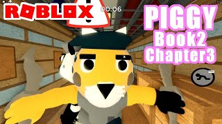 PIGGY [Book2] Chapter3 (Refinery) - Roblox #16