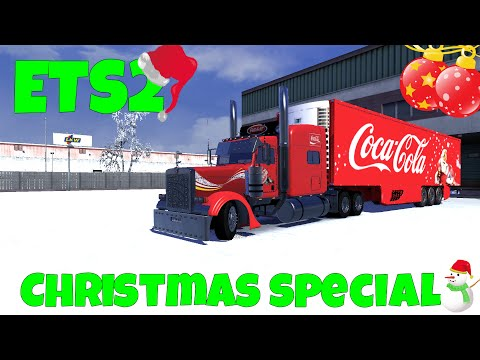 ETS2: Christmas Special