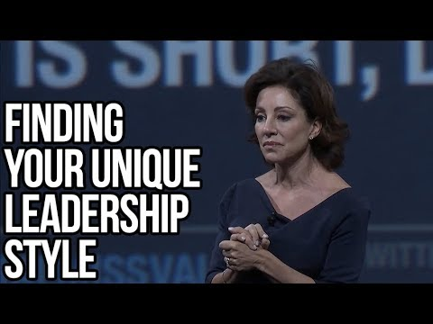 Finding Your Unique Leadership Style | Valorie Kondos Field